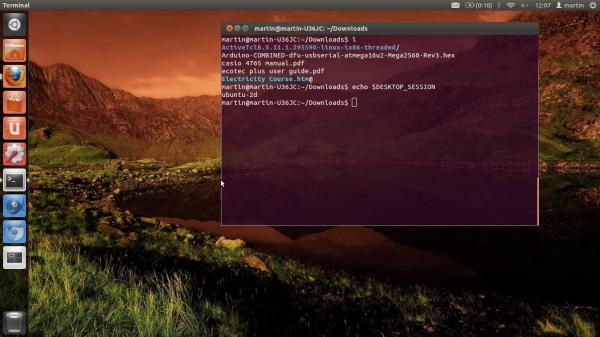 Unity 2d desktop image